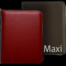Lederhülle Maxi für Organizer