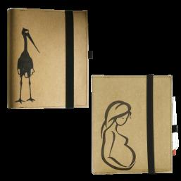 "Organizerhülle ""PaperBag Nature"""